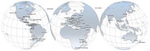 Nodos globales